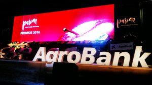 """Premios Agrobank 2016 """"Pasión por el trabajo bien hecho"""" - espectaculos y galas TV"""
