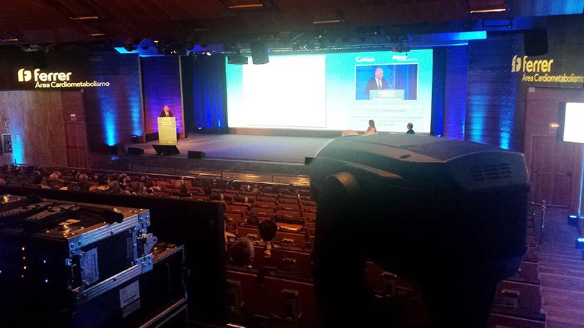Convención de la empresa farmacéutica Ferrer sobre el área del Cardiometabolismo - convenciones y congresos
