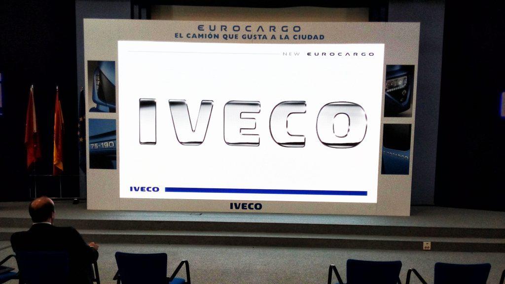 convencion iveco 2016 - convenciones y congresos