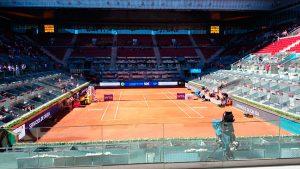 MADRID OPEN- eventos deportivos