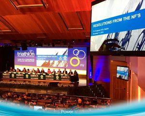 Congreso ITU - Triathlon