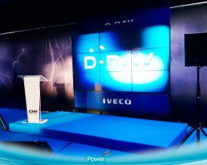Convención IVECO 2016 -otros trabajos en convenciones y congresos