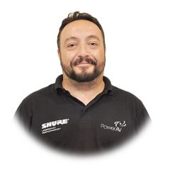 Antonio Ortega - LOGÍSTICA
