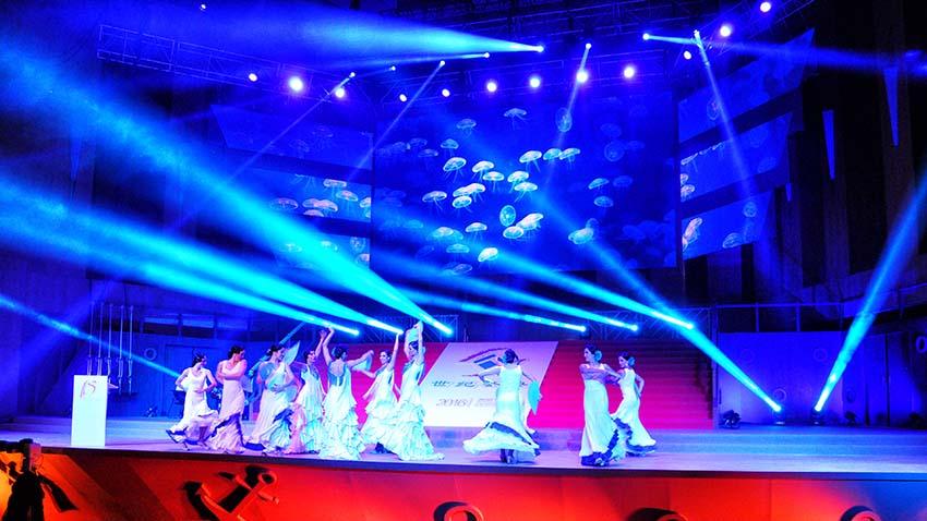 Evento Aseguradora Asiática en el Palacio de Congresos de Madrid
