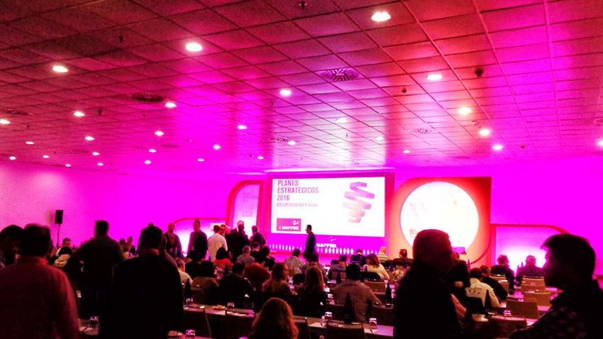 Maphre Panes Energéticos 2016 - convenciones y congresos