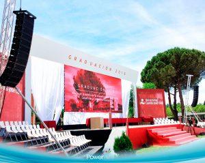 Graduacion Camilo Jose Cela