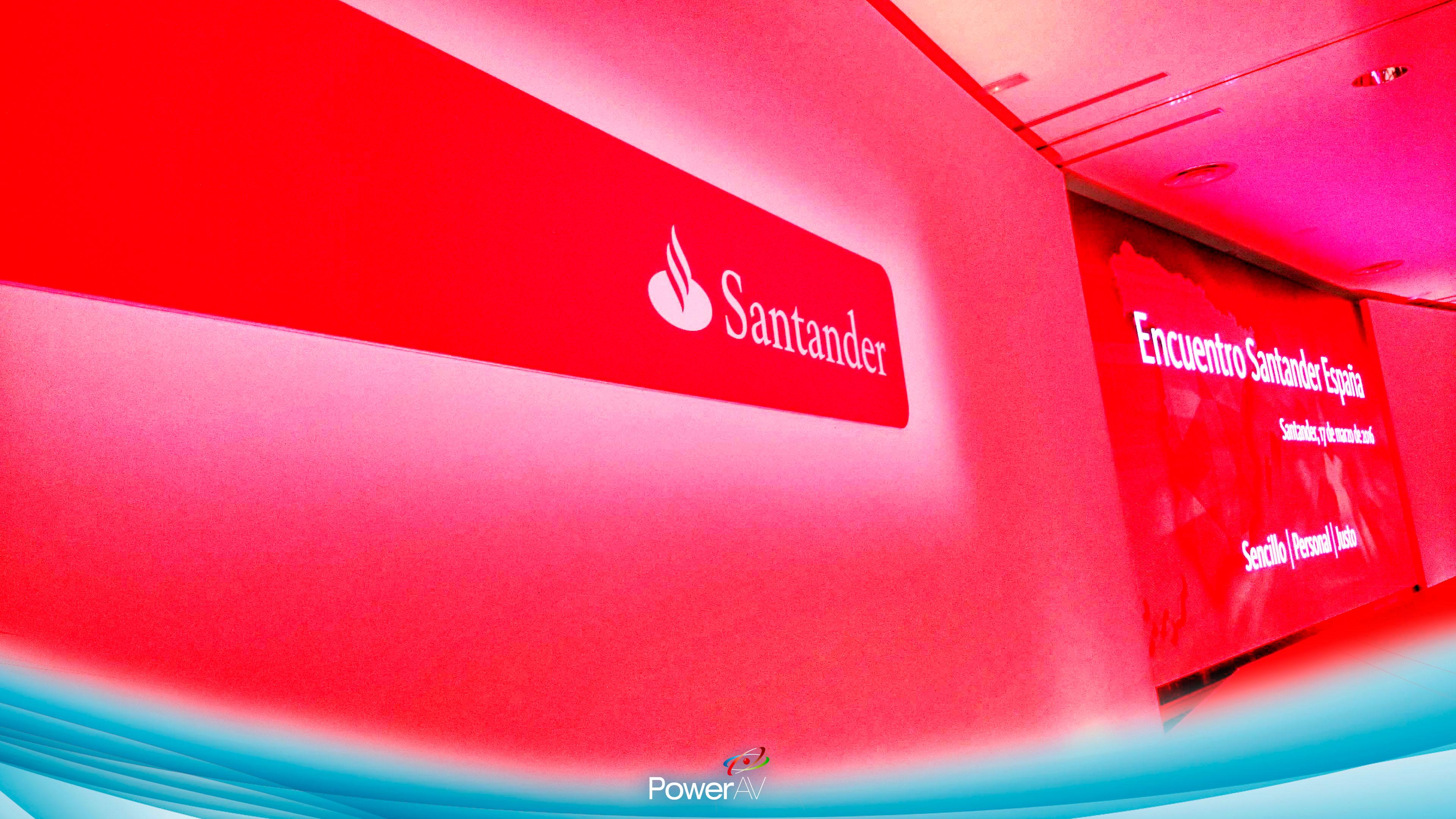 Encuentro Santander 2016