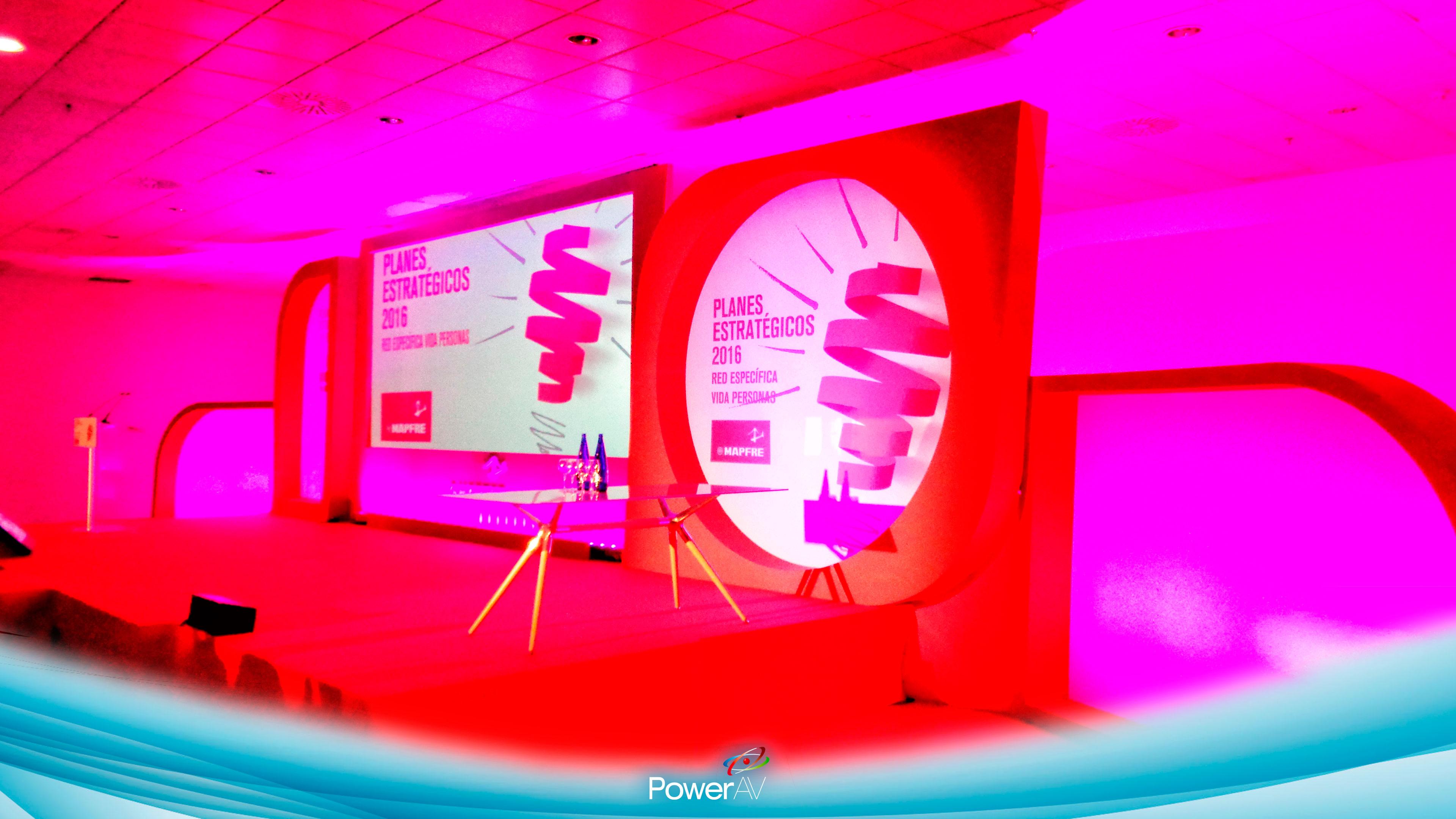 Mapre Planes estratégicos 2016- otros trabajos en convenciones y congresos