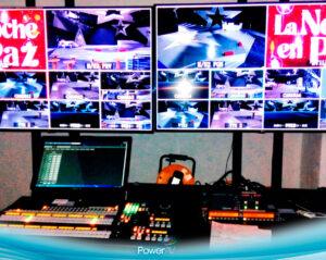 La Noche en Paz, con Tele5