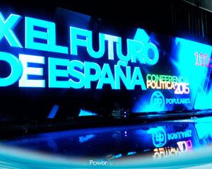 Conferencia Política del PP – 2015