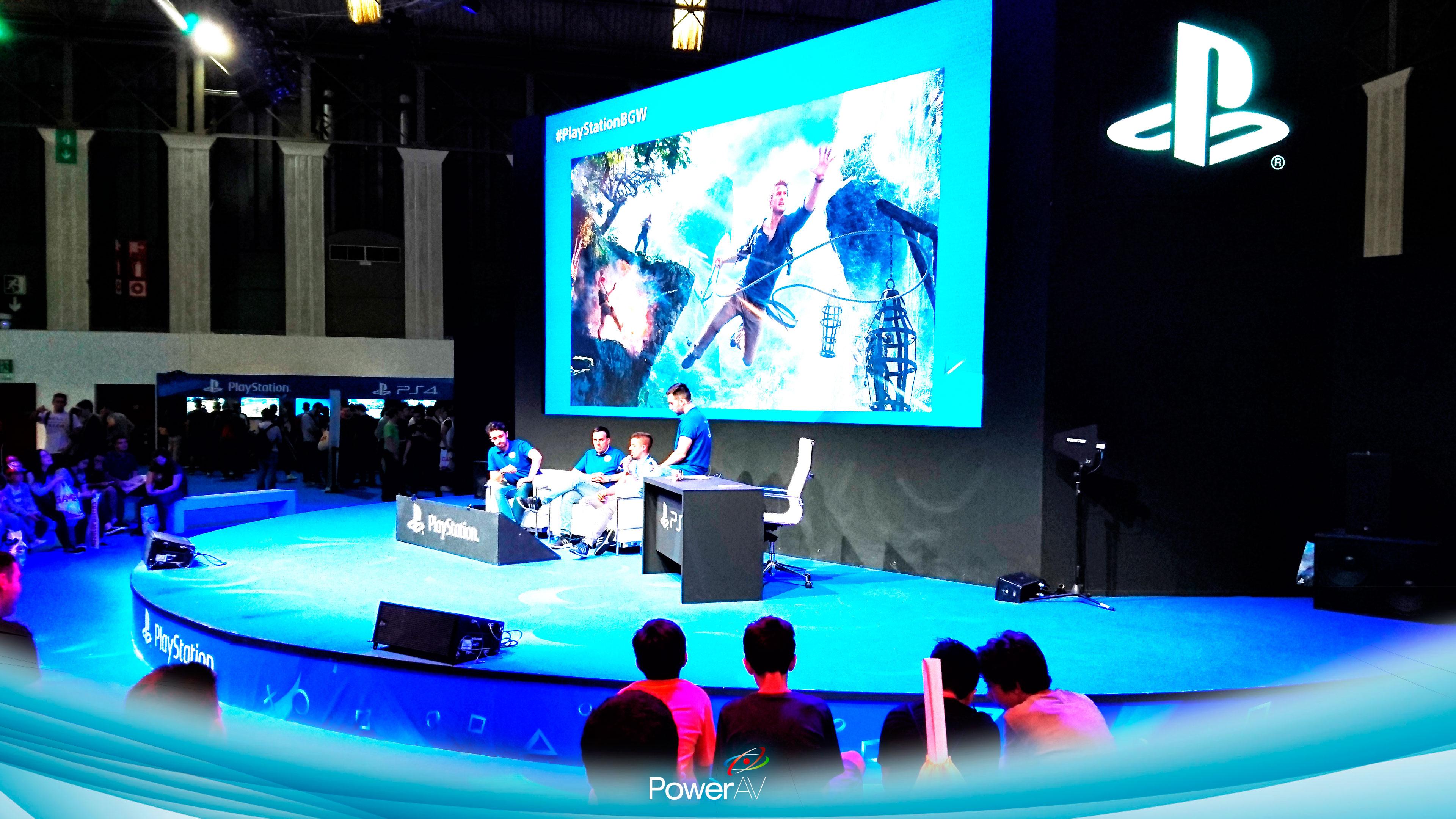 PlayStation en Barcelona Games World