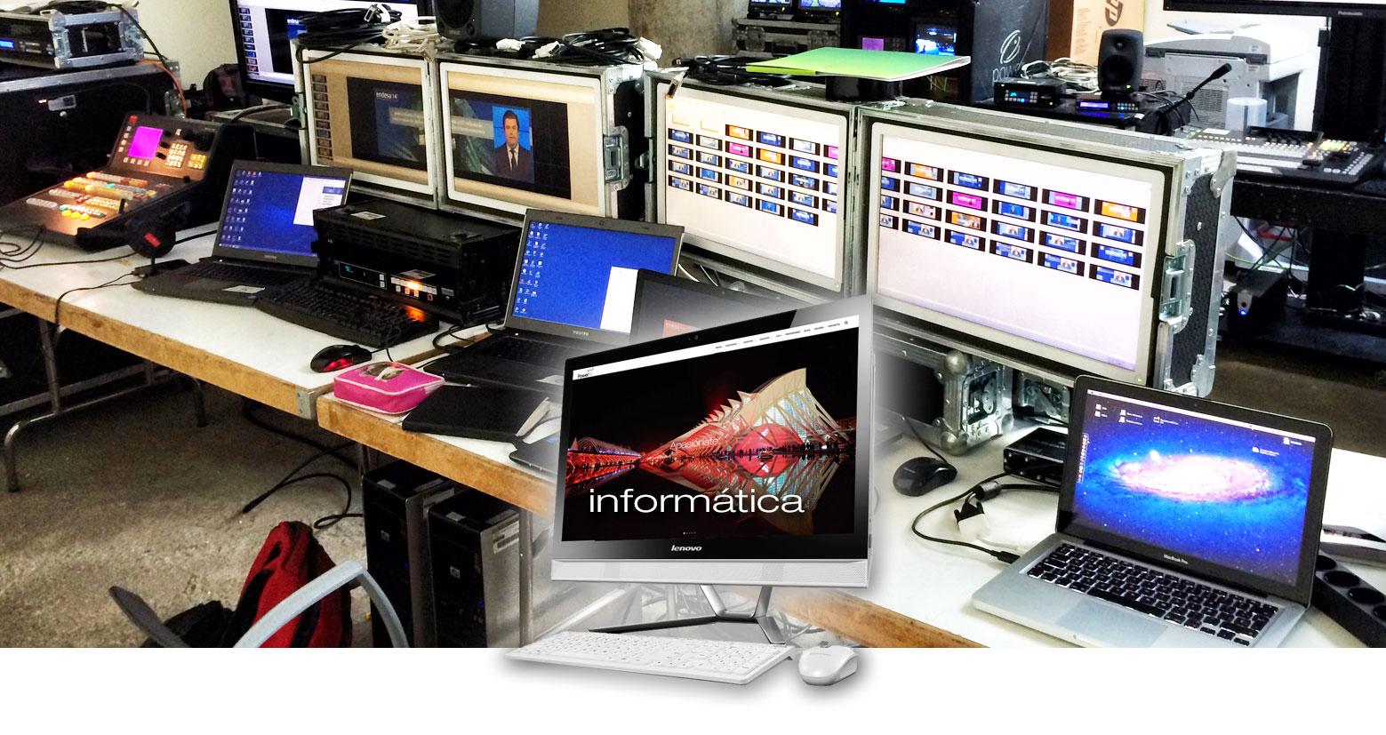 informática cabecera