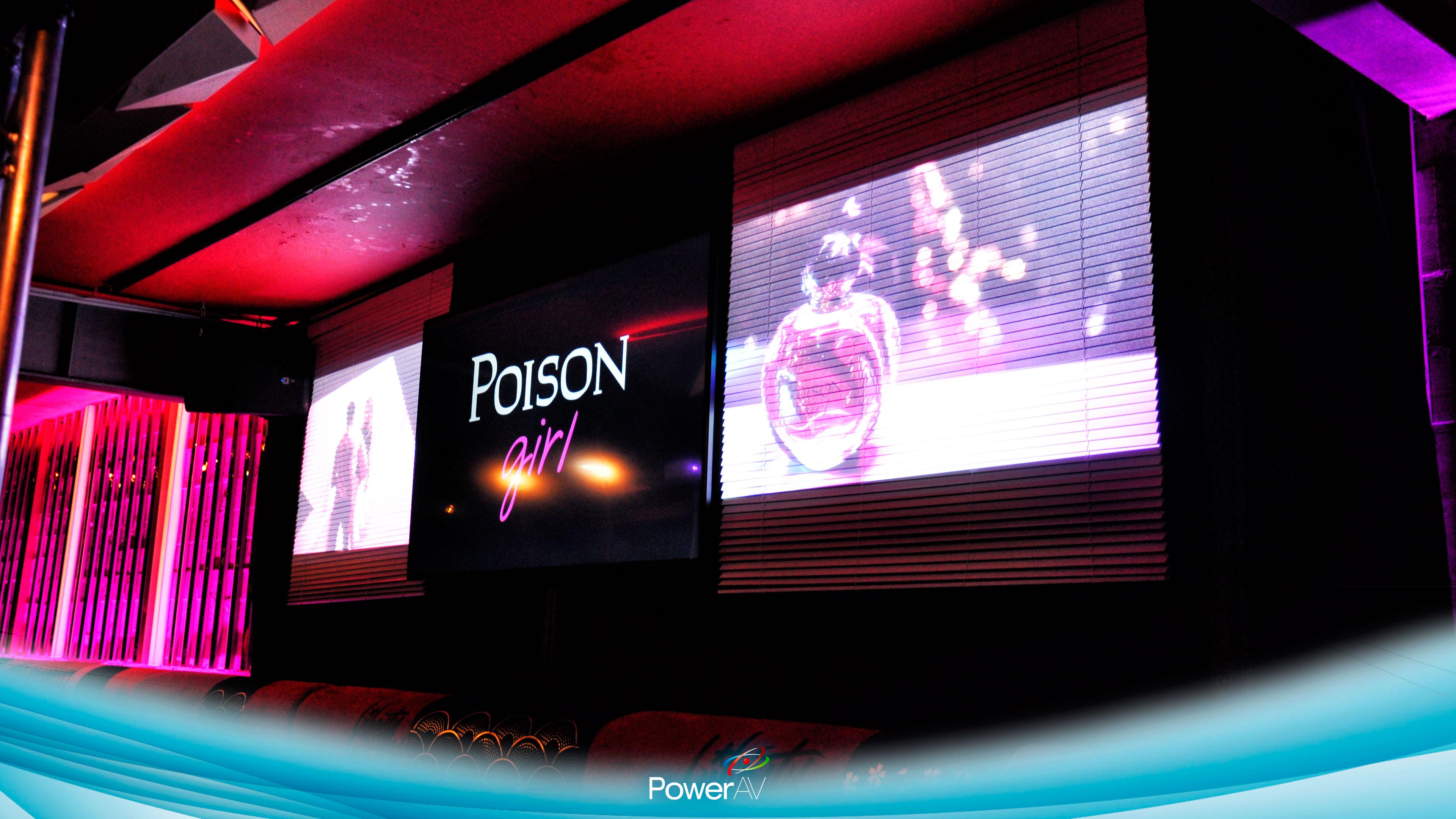 """Campaña """"Poison"""" de Dior"""