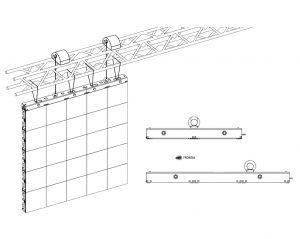 Estructuras de montaje