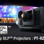 Proyector Panasonic PT-RQ32K Láser 4K 27.000 lúmenes